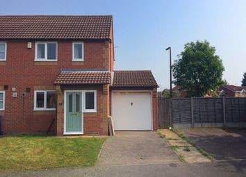 Thumbnail 1 bed property to rent in Trusley Close, Branston, Burton Upon Trent, Staffordshire