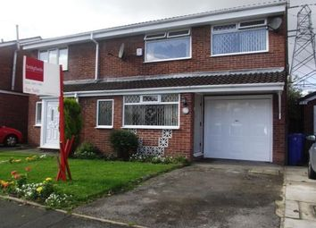Thumbnail 4 bed semi-detached house to rent in The Fairway, Moston