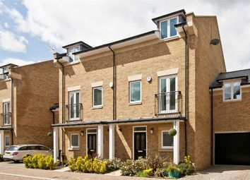 Thumbnail 4 bed property to rent in Marbaix Gardens, Isleworth
