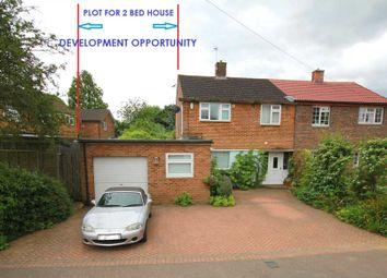 Thumbnail 3 bed semi-detached house for sale in Alldicks Road, Hemel Hempstead