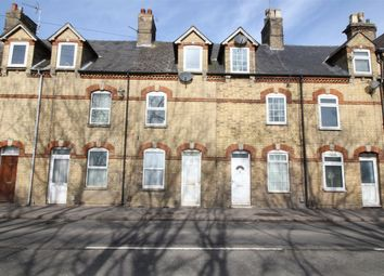 Thumbnail 3 bed terraced house for sale in Hartford Road, Huntingdon
