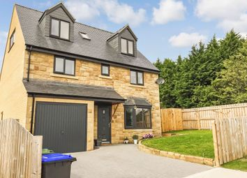 Thumbnail 6 bed detached house for sale in Butsfield Lane, Consett