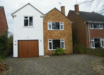 Thumbnail 4 bed detached house for sale in Leckhampton Road, Cheltenham, Gloucestershire