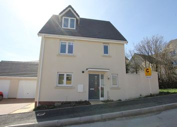 Thumbnail 4 bed detached house for sale in Chariot Drive, Kingsteignton, Newton Abbot