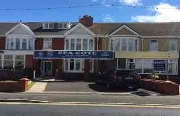 Thumbnail Hotel/guest house for sale in Queens Promenade, Bispham, Blackpool