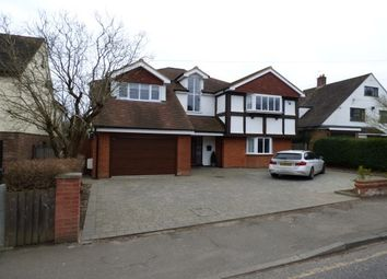 Thumbnail 5 bedroom property to rent in Tye Common Road, Billericay