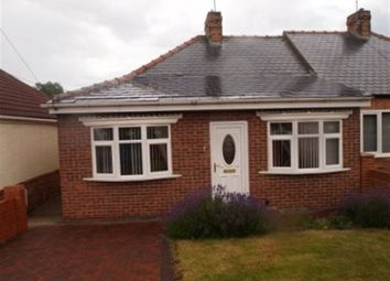 Thumbnail 2 bed bungalow to rent in Stockton Road East, Hawthorn, Seaham