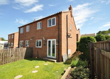 Thumbnail 2 bed semi-detached house for sale in Sunnyfield Gardens, Easington, Saltburn-By-The-Sea