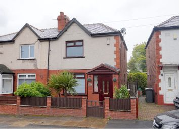 Thumbnail 2 bed semi-detached house for sale in Broomgrove Lane, Manchester