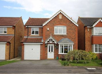 Thumbnail 4 bedroom detached house for sale in Chaucer Close, Billingham