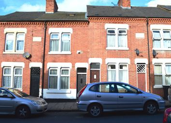 Thumbnail 4 bedroom terraced house for sale in Diseworth Street, Leicester