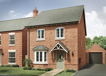"Thumbnail 3 bed detached house for sale in ""The Blaby"" at Tay Road, Leicester"