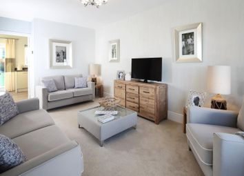 Thumbnail 3 bed terraced house for sale in Plot 94 - The Ledbury 3, Off Cow Barton, Cheswick, Bristol