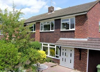 Thumbnail 3 bed semi-detached house to rent in Meadow Way, Liphook
