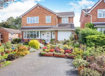4 bed detached house for sale in Skylark Close, Uttoxeter ST14