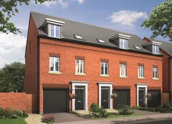 """Thumbnail 3 bed semi-detached house for sale in """"Hinton"""" at Bayswater Square, Stafford"""