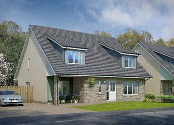 Thumbnail 4 bed bungalow for sale in Oakley Road, Saline, Dunfermline