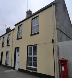 Thumbnail 3 bedroom property to rent in Main Street, Pembroke, Pembrokeshire