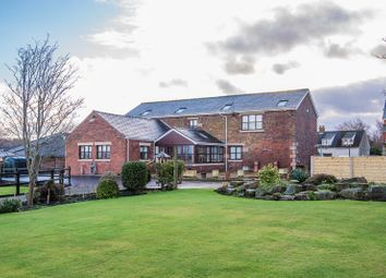 Thumbnail 4 bed barn conversion for sale in Renacres Lane, Halsall, Ormskirk