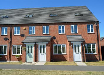 Thumbnail 3 bed terraced house for sale in Corncrake Drive, Scunthorpe
