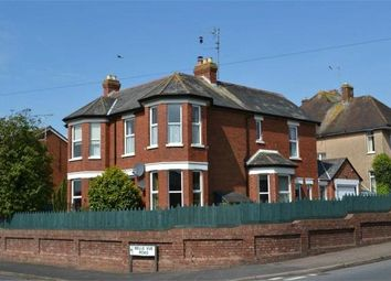 Thumbnail 4 bed detached house for sale in Belle Vue Road, Exmouth, Devon