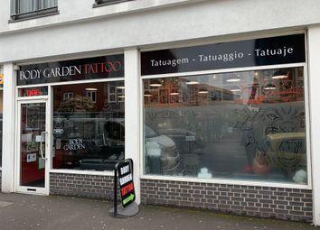 Thumbnail Retail premises for sale in Sheepcote Street, Edgbaston, Birmingham