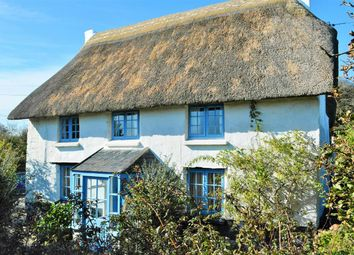 Thumbnail 3 bed detached house for sale in Treviskey, Portloe, Truro