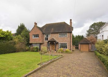Thumbnail 4 bed detached house to rent in Wayneflete Tower Avenue, Esher