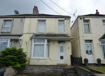 Thumbnail 2 bed semi-detached house for sale in 35 Main Road, Dyffryn Cellwen, Neath.