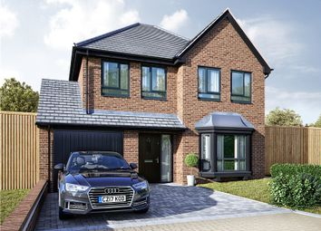 Thumbnail 4 bed detached house for sale in Proudman Lane, Winsford, Cheshire