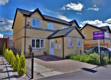 Thumbnail 3 bed semi-detached house for sale in Redwood Crescent, Bradford