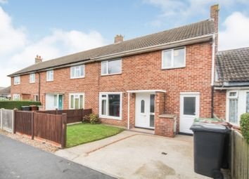 3 bed terraced house for sale in Stainton Gardens, Lincoln LN1