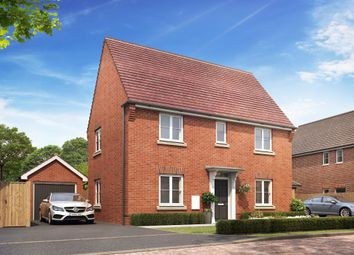 "Thumbnail 3 bed detached house for sale in ""Hadley"" at Morda, Oswestry"