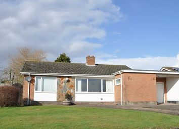 Thumbnail 2 bed detached bungalow for sale in Elmside, Willand, Cullompton