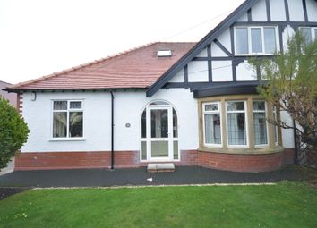 Thumbnail 4 bed semi-detached bungalow for sale in Holly Road, Blackpool