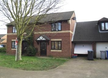 Thumbnail 2 bed property to rent in Aster Road, Kettering