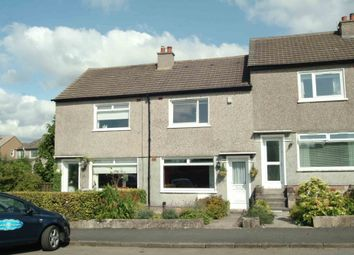 Thumbnail 2 bed terraced house to rent in Nevis Road, Bearsden