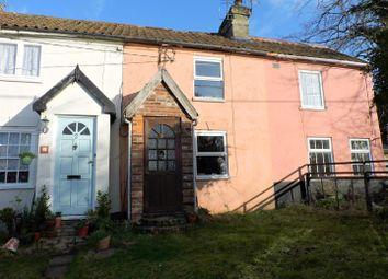 Thumbnail 2 bed cottage for sale in Grundisburgh Road, Hasketon, Woodbridge