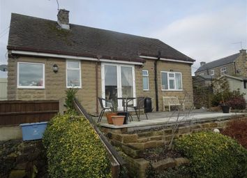 Thumbnail 2 bed detached bungalow for sale in 7, The Rocks, Tansley Matlock, Derbyshire