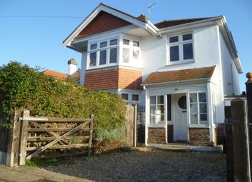 Thumbnail 5 bed detached house to rent in Marshall Avenue, Bognor Regis
