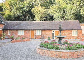 Thumbnail 1 bed barn conversion for sale in The Stables, Dosthill Hall, Tamworth