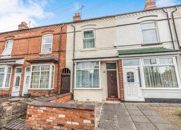 Thumbnail 2 bedroom terraced house for sale in Stoney Lane, Yardley, Birmingham