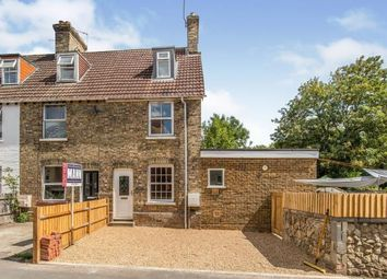 4 bed end terrace house for sale in Weavering Street, Weavering, Maidstone, Kent ME14
