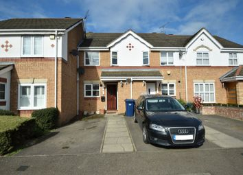 Thumbnail 2 bed terraced house for sale in Fakenham Close, Mill Hill