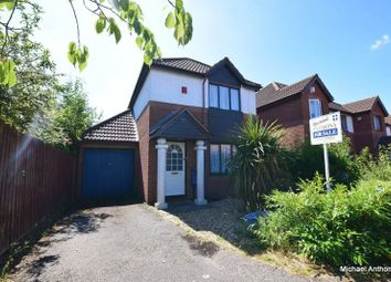 Thumbnail 3 bed link-detached house for sale in Forrabury Avenue, Bradwell Common, Milton Keynes