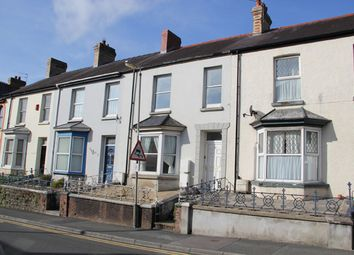 Thumbnail 2 bed flat to rent in Waterloo Terrace, Carmarthen, Carmarthenshire