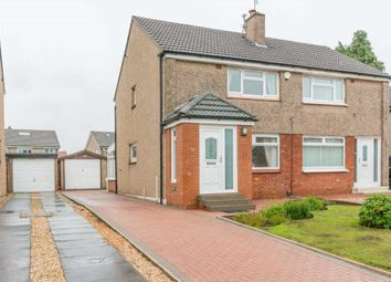 Thumbnail 2 bed semi-detached house for sale in Dalcraig Crescent, Blantyre, Glasgow