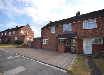 3 bed semi-detached house for sale in Maple Crescent, Basingstoke, Hampshire RG21