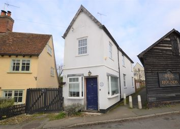 Thumbnail 4 bed detached house for sale in Church Street, Steeple Bumpstead