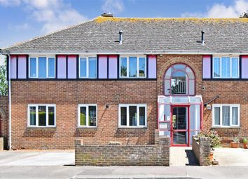 Thumbnail 3 bed flat for sale in Meadow Crescent, Worthing, West Sussex